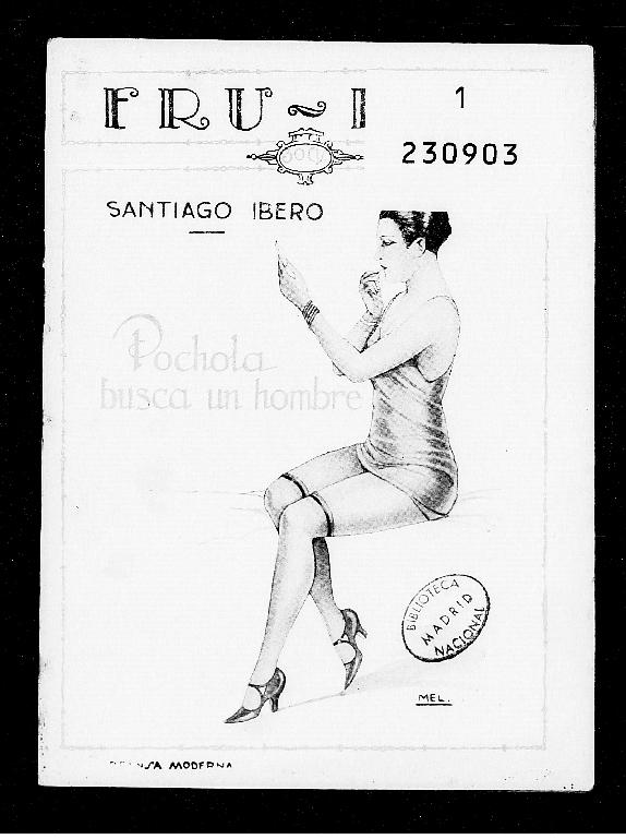 Santiago Ibero. Colección Imperio. Pochola Busca Un Hombre. Fru Fru.pdf