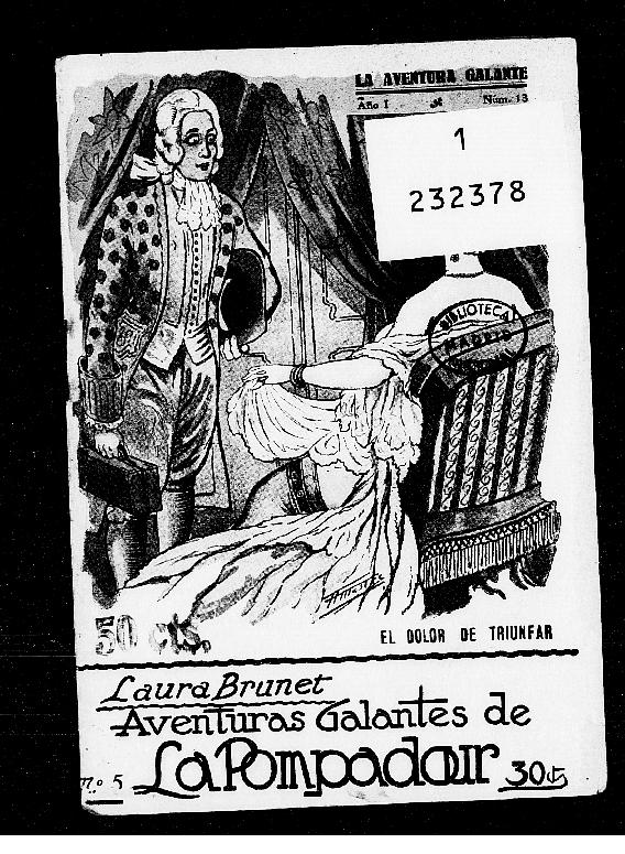 Laura Brunet. Aventuras Galantes de La Pompadour. Galantes.pdf