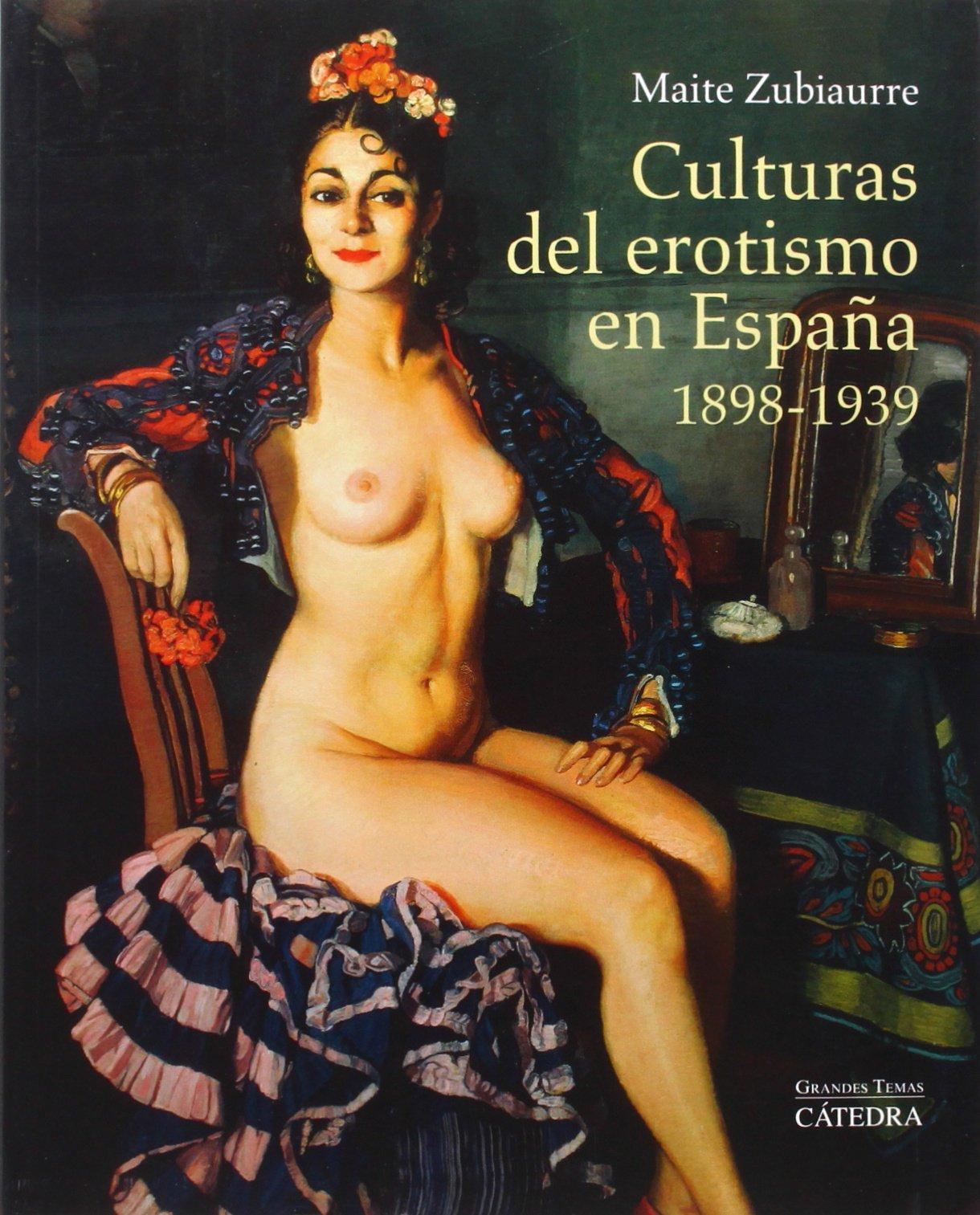 Culturas del erotismo (portada)