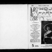 La Hoja de Para. Número 1. Mayo 7, 1911.pdf
