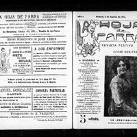 La Hoja de Para. Número 14. Agosto 5, 1911.pdf