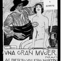 Número 16. Alberto Valero Martin. El Cuento Galante. Una Gran Mujer. 1913.pdf
