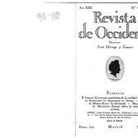 """16. Morente, Manuel G.  """"Ensayo sobre la vida privada."""" revistaDocument-14.pdf"""
