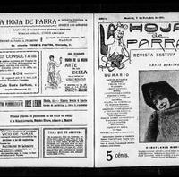 La Hoja de Para. Número 23. Octubre 7, 1911.pdf