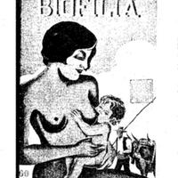 Biofilia. Revista Mensual de Culto a La Vida. I: 1 (nov 1935).