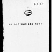 #41. Pedro de Arezzo. La esfinge del goce. La Novela Exquisita.pdf