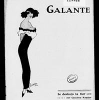 Número 12. Claudina Regnier. El Cuento Galante. Se Deshojó La Flor. 1913.pdf
