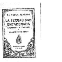 11. La Sexualidad Encadenada. Consejos y Ejemplos (Juarros).pdf