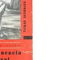 La abstinencia y la moral (1933) - Lucenay.pdf