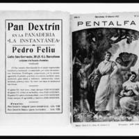 Pentalfa. Año 1927. Barcelona. Número 3.pdf