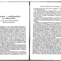 """20-to-36-Felipe García Triviño """"Herencia y predisposición en tuberculosis pulmonar"""".pdf"""