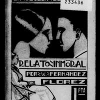 #6. W. Fernández Florez. Relato Inmoral. La Novela de Noche (1924).pdf