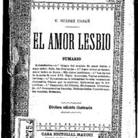 18. Dr. V. Suárez Casañ. El amor lesbio. (Barcelona, 1920).pdf