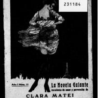 #11. La Novela Galante. Aventuras de amor y perversión de Clara Matei. En París.pdf