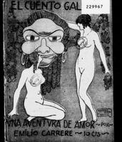 Número 13. Emilio Carrere. El Cuento Galante. Una Aventura de Amor. 1913.pdf