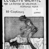 Número 7. La Ronda de Valencia.  Fernando Mora. El Cuento Galante. 1913.pdf